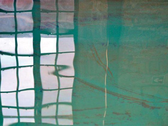Abstract Foto von Christa Bernadette Schweizer